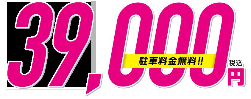 成人全天季票(含停车场费!)39,000日元含税